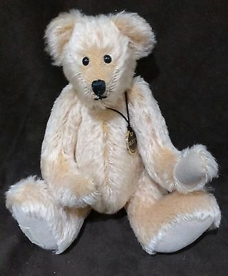 Deans Mohair Teddy Bear - Skippy - No 16 Of 1000 - New With Tags