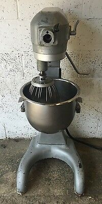 Hobart A200 20 Quart Dough/bakery/planetary Mixer 20L*3 Phase*fully Working*