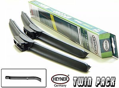 PEUGEOT BIPPER 2008-2017  windscreen WIPER BLADES 26''19'' HEYNER