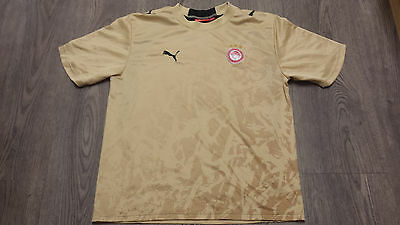 Olympiacos Third Football Shirt 2006-2007 Size 30/32 Age 11-12 Years