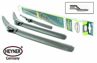 Volvo V40 2012-2016 full set of 3 HEYNER windscreen wiper blades FRONT+REAR