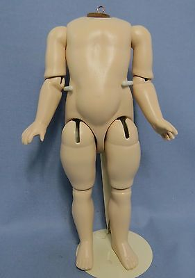 "New 14"" (36Cm)Sheer Elegance French Early Jumeau Composition Doll Body"