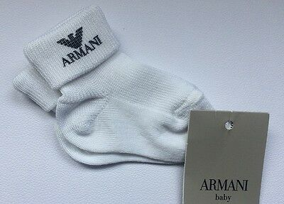Armani Baby Socken NEU, Armani Baby socks boys and girls NEW SALE NP29,90EUR
