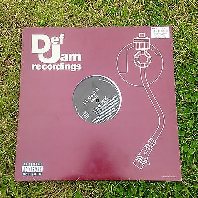"LL Cool J – Doin It – RARE OG Hip Hop - Def Jam Recordings 1996. 12"" Vinyl."