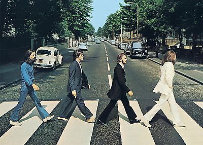 The Beatles Abbey Road Aquarius Jigsaw Puzzle NEW & Sealed 1000 piece FREE SHIP