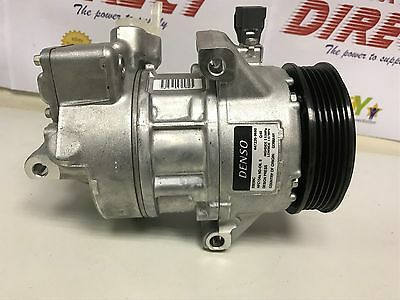 DENSO DCP17054 Air conditioning compressor MITSUBISHI COLT - SMART FORFOUR