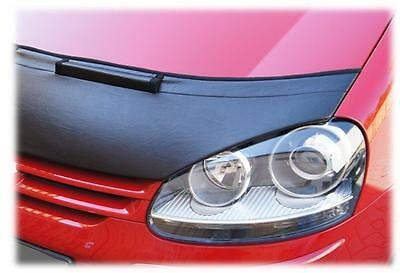 CUSTOM CAR HOOD BRA for DEBADGED VW Golf 5 MK5 V Rabbit Jetta FRONT END MASK