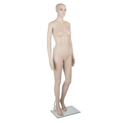 Full Body 175cm Female Mannequin Clothes Display Dressmaking Window Showcase #T