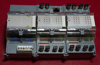 Siemens CM 0821 and CM 0822 Fieldbus Interface Ring  with power supply PS 6632