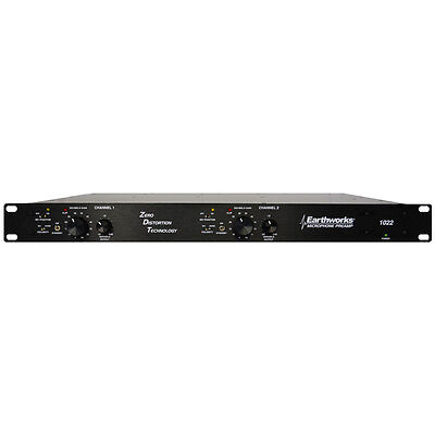 Earthworks mic pre 1022  Save over £1. 600