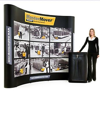 Exibition  pop up display stand, brand new , several available , details on add