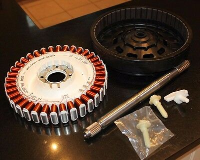 Fisher & Paykel (F & P) Washing Machine Smart Drive Motor - Stator & Rotator