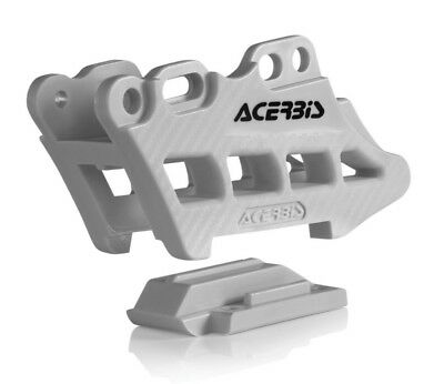 Acerbis Chain Guide Block 2.0 - White 2410990002