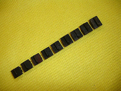Lee Enfield No4 Sight Blades, Set of 9 -0.030 to +0.090 *** FREE SHIPPING ***