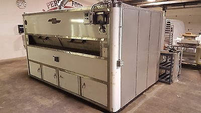 FISH natural gas oven