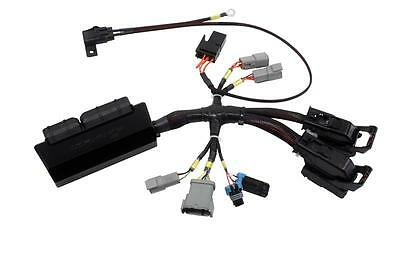 AEM Infinity Series 7 P&P Harness For 03-06 Nissan 350Z 30-3520