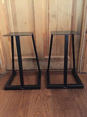 Target Audio Products Vintage Speaker Standands Approx 1989