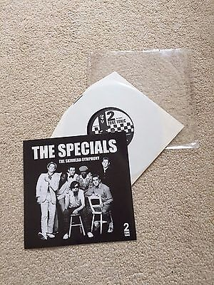 "The Specials - The Skinhead Symphony Bootleg 7"" 2 Tone Ska Ltd 200 RARE MINT"