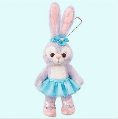 "PreOrder Tokyo Disney Sea Duffy friends ""Stella Lou"" soft toy with costume badge"
