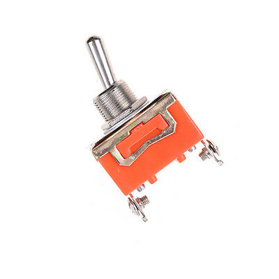 Hot Sale 15A 250V SPST 2 Terminal ON OFF Toggle Switch FB