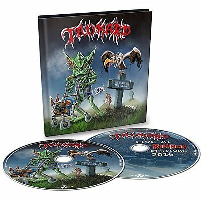 Tankard-One Foot In The Grave  (UK IMPORT)  CD NEW