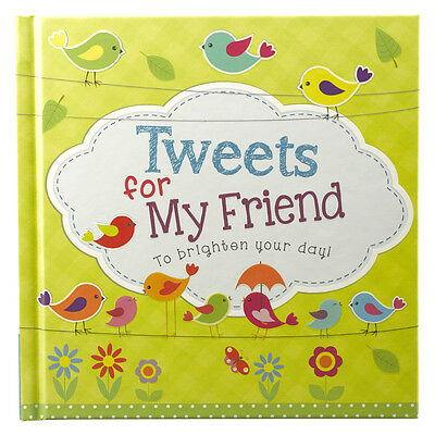Tweets For My Friend Gift Book. FREE DELIVERY