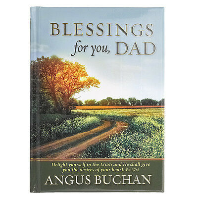 Blessings For You, Dad Gift Book Angus Buchan. FREE DELIVERY