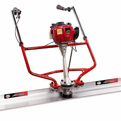 Allen Magic Screed HD7070 Power Unit & 8 FT Blade Combo - Concrete Wet Screed