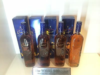 JOHNNIE WALKER QUEST- Cask Conditioned 750ml Scotch Whisky with Box - Rare!!!