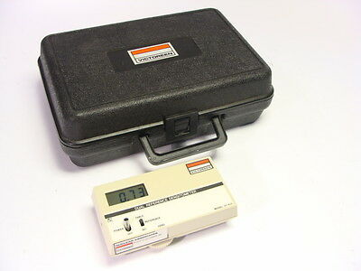 Victoreen / Fluke / Nuclear Associates 07-423 Dual Reference Densitometer + Case