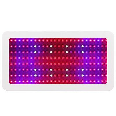 600 Watt LED Full Spectrum Plant Herb Grow Light   DHL Express   2 Year Warranty