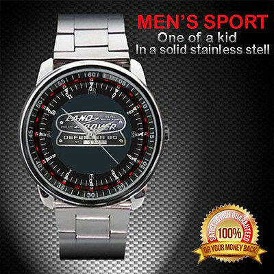 Hot Land Rover Defender 90 New Edition Sport Watch