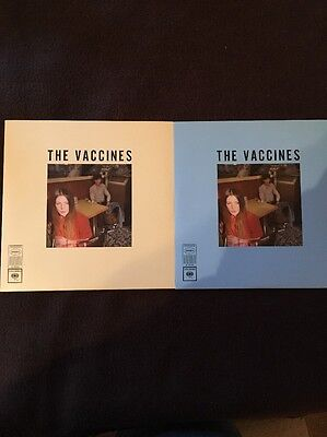 "The Vaccines - If You Wanna 2 x Limited Edition 7"" Vinyl Singles"