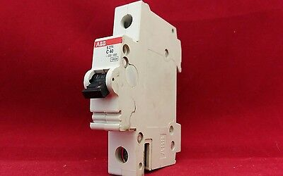 Abb S271 40A 40Amp C Type C40 Single Pole Mcb Breaker Fuse Switch New