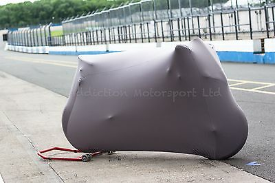 Yamaha R1, R6 Super Soft Perfect Stretch Indoor Bike Motorcycle Cover Breathable