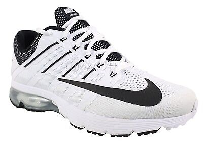 on sale a75c2 c1d2e Preowned Nike Air Max Excellerate 4 Mens White Black Running Shoes  806770  101