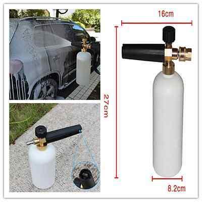 Utility Adjustable vehicle cleaning high-pressure foam watering can 1 L capacity