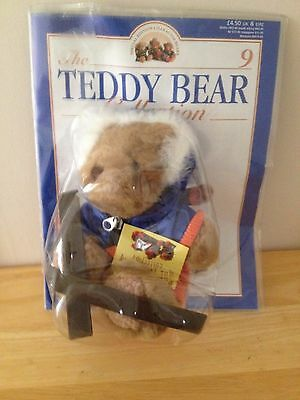 The Teddy Bear Collection - No.9  Scott The Skier