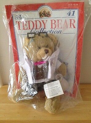 The Teddy Bear Collection  - No.41  Sidney The Scientist