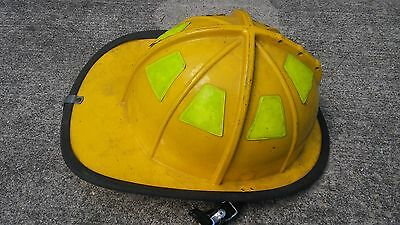 Fire Fighter Traditional Style Helmet Cairns y2