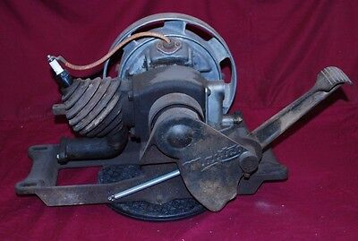 Great Running Maytag Model 92 Gas Engine Motor Hit & Miss Wringer Washer #264309
