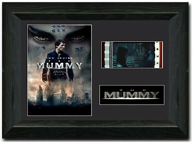 The Mummy 35 mm Film Cell Stunning display Framed Tom Cruise
