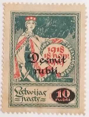Latvia Scott#1919   Used  Stamp ...worldwide Stamps