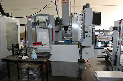 2003 HAAS SUPER Mini Mill CNC - SoCAL location