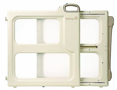 Safety 1st Perfect Fit Gate White