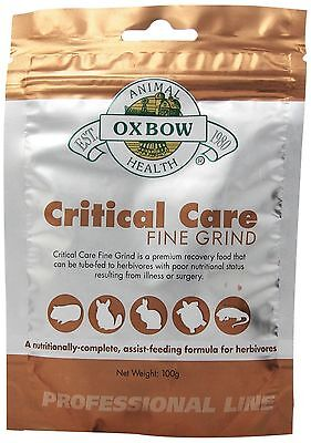 OXBOW 015OXP0135 Critical Care Fine Grind Pet Supplement 100gm