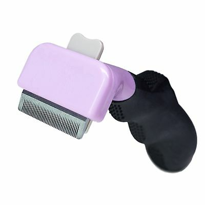 Cat Brush For Shedding Best Short Hair Pet Grooming Tool Reduces Cats Sheddin...