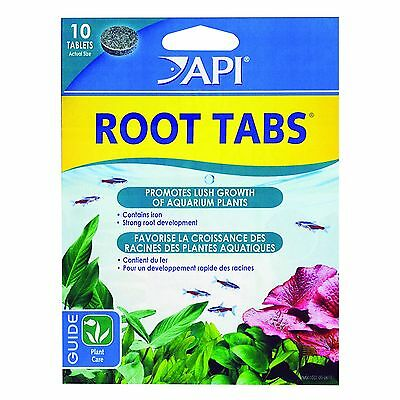 API Fishcare Root Tabs 10-Count
