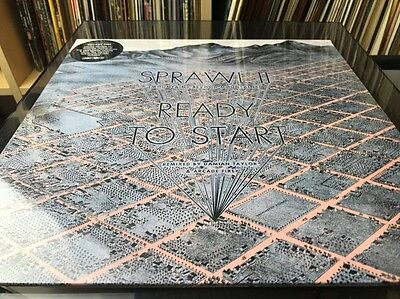 "arcade fire sprawl II ready to start rsd 12"" vinyl record sealed"