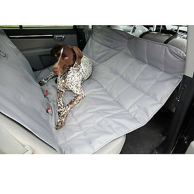 Emanuele Bianchi Design Petego Hammock Car Seat Pet Protector Black